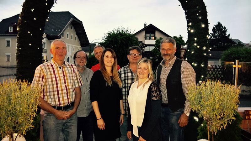 Pro Freilassing Vorstand 2016